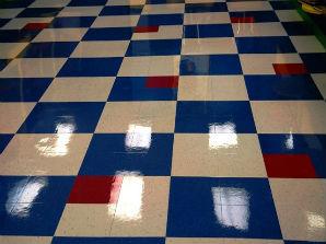 Floor Waxing Barrington, Tile Waxing Palatine, Vinyl Tile Waxing ...
